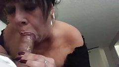 gilf still loves to suck cock