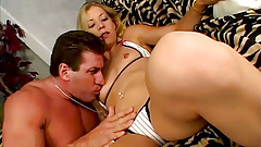Stepdaughter Leah Luv First Time With Daddy