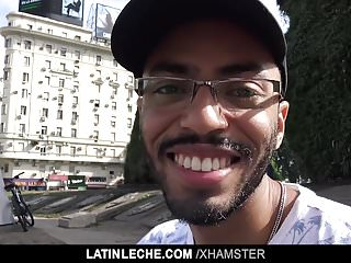 LatinLeche - Latin Boy Used to Suck Cock