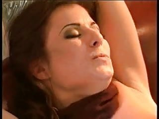 Hot Lesbian Bitch In Leather Eats Pussy And Dildo Fuck Girl S Cunt In The Sofa