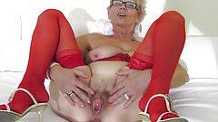 Collection Of Old Ladies Enjoying Sex