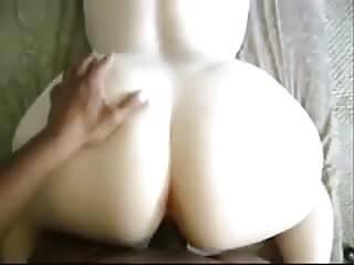 Big Booty Wife Doggy-Styled - Corn Bread