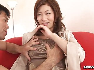 Blasting the small titty bitch then cumming in her pussy