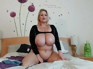 two bbw with huge tits having fun