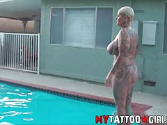 BLACKWIDOW Pool teasing