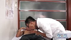 Hot For The Asian Doctor