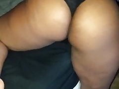 Thick Freak Shaking That Ass