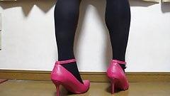 Red High-heel