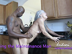 Banging the Maintenance Man TRAILER