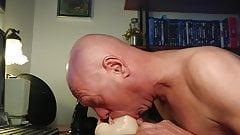 deepblow my new 10 inch cock by dirtyoldman100001