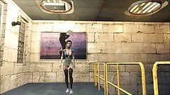 Fallout 4 Fashion Wasteland Hard's Thumb