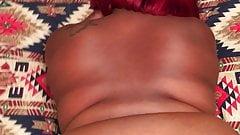 Big Wide Ass SSBBW Mature Granny Ebony