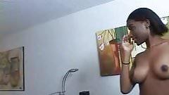 ebony creampie Jayden