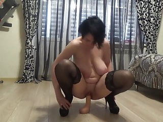 girl and dildo 006