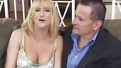 Papa - Hot Housewife Bangs In Front Of Husband