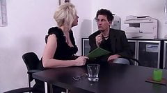 German Milf gets anal from her husband