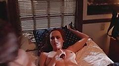 Melinda clarke blowjob