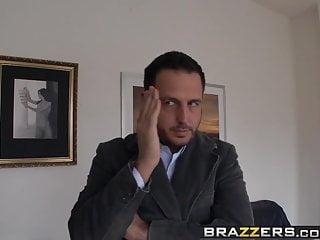 Preview 2 of Brazzers - Doctor Adventures -  Milgrams Experiment scene st