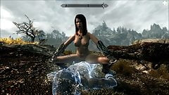 Skyrim sex with ghots