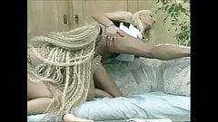 Sandra Fox, Fisting and Lesbian Fun with other women 06