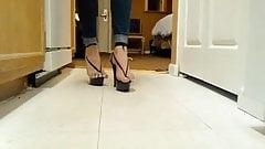 thong heels drive me crazy