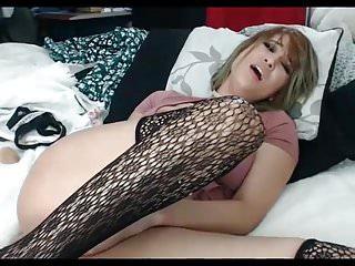 Dildo lovense ass fuck on webcam