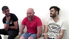 Amateur Threesome Oral