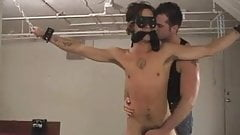 BDSM boys dominated bound whipped old & young cute twinks