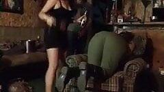 Teen girls spanking