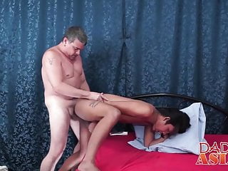not daddy fucked Asian long haired twink Freddy in his ass