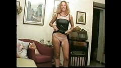 Italian Wife Masturbating for