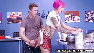 Brazzers - Big Tits at School - Anna Bell Peaks and Jessy Jo