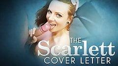 The Scarlett Cover Letter