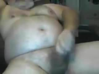 Preview 4 of Chubby daddy play and cum