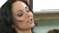 Sexy close up blowjob