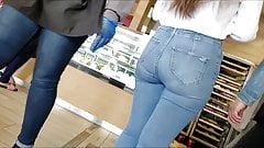 teen in tight jeans 58