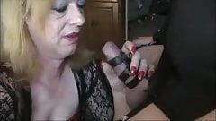 transvestite cock teaser Vita