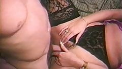 Hairy Classic Threesome From The Seventies