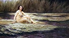 Erotic Nymphs and Sirens -  The Art of Herbert James Draper