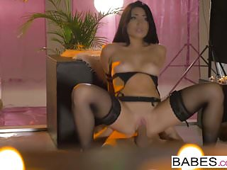 Preview 6 of Babes - The Black Corset Odyssey Part 3  starring  Kai Taylo
