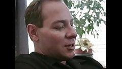 slutty fake tit blonde Jill fucking big cock