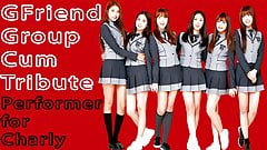 GFriend Group Kpop Cum Tribute