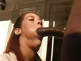 Trisha Takes A Huge Black Cock