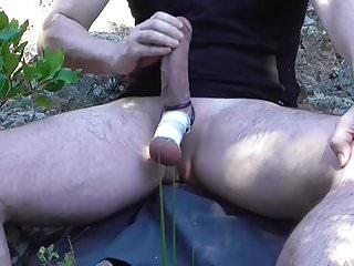 Preview 4 of Hung Bear Cum