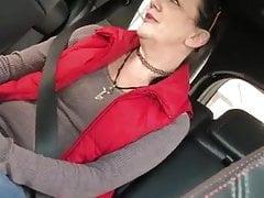 good granny pros bj in car's Thumb