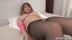Suzuna Komiya big tits beauty amazing porn show