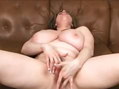 Horny BBW Babe Gets Fucked by Black Cock