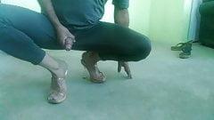 sandalias de madera para regalar a mi novia