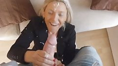 This Is How To Stroke A Cock And Take A Facial
