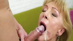 Mature Loves Cum 03